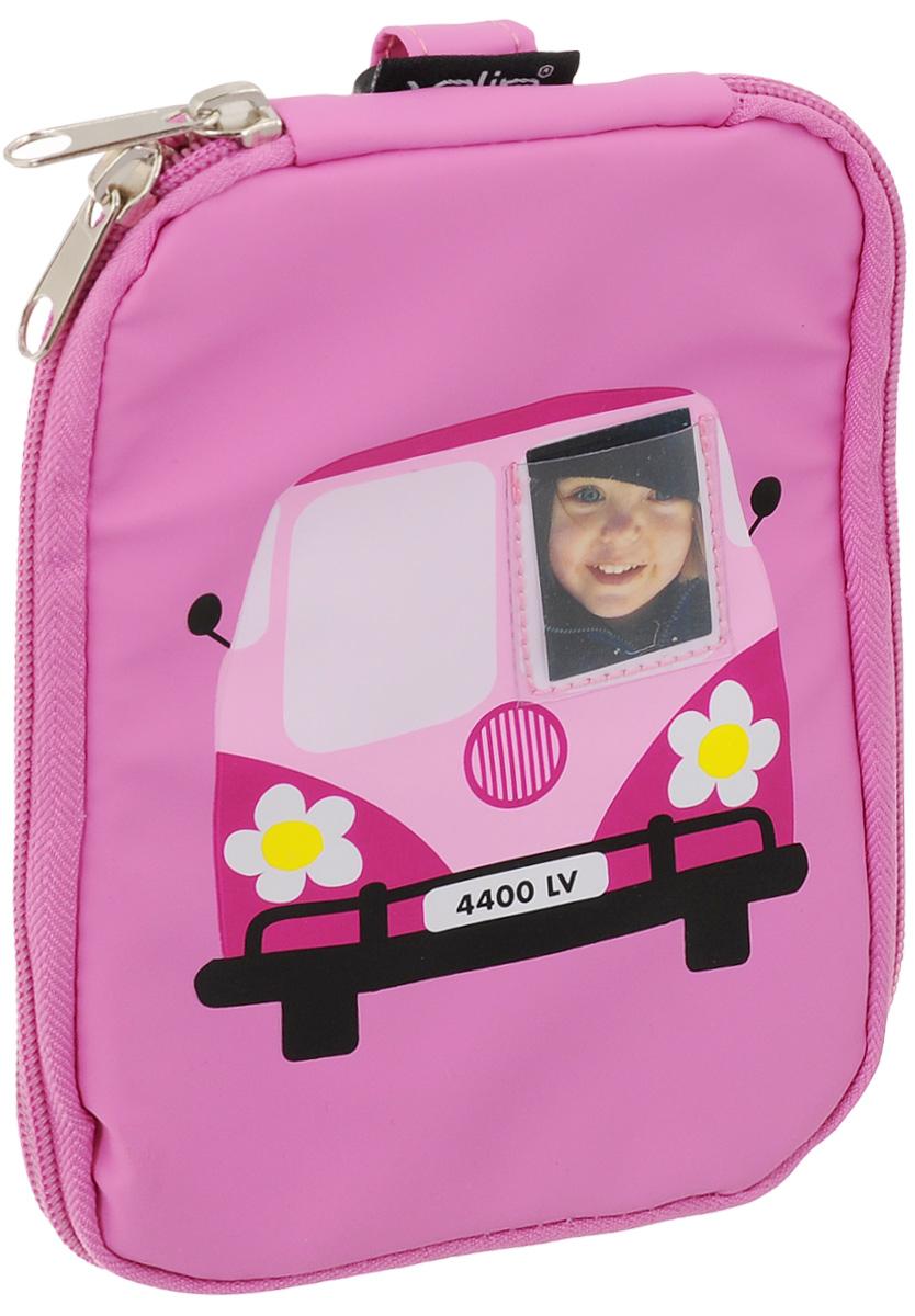 Бутербродница Valira, цвет: розовый. 60816081/110Детская бутербродница Valira замечательно подойдет для школьных завтраков, поездок и путешествий. Бутербродница представляет собой сумку, закрывающуюся на молнию. В ней удобно хранить бутерброды и закуски. Выполнена из гигиеничного и непромокаемого материала, украшенного забавным рисунком. Внутри бутербродница отделана термопрослойкой из металлизированной ткани, что позволяет сохранять пищу теплой и вкусной. Имеет компактный размер и легко помещается в любую сумку. Снабжена пластиковым карабином для крепления к рюкзаку или сумке. Не предназначена для использования в СВЧ и посудомоечной машине.