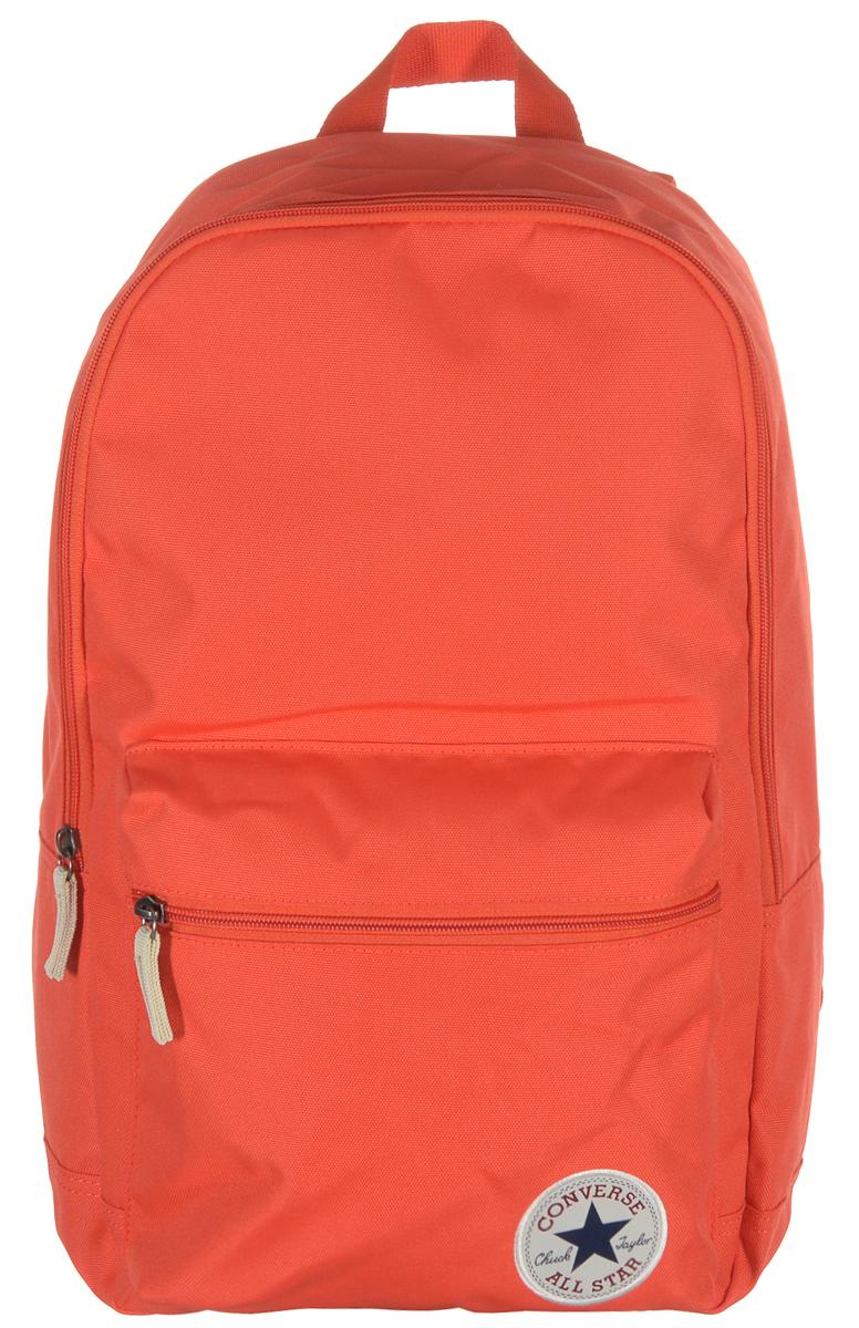 Рюкзак городской Converse Core Poly Backpack, цвет: оранжевый. 13650C077