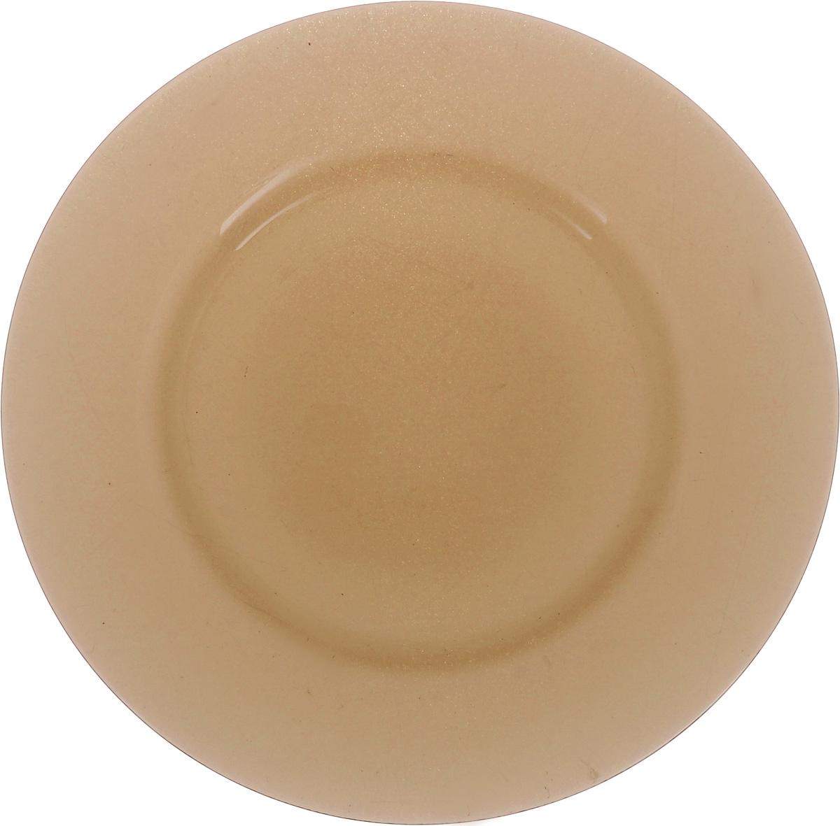 Тарелка обеденная Luminarc Directoire Eclipse, 25 смH0075Обеденная тарелка Luminarc Directoire Eclipse, изготовленная из высококачественного стекла, имеет изысканный внешний вид. Яркий дизайн придется по вкусу и ценителям классики, и тем, кто предпочитает утонченность. Тарелка Luminarc Directoire Eclipse идеально подойдет для сервировки стола и станет отличным подарком к любому празднику. Диаметр (по верхнему краю): 25 см. Высота тарелки: 2 см.