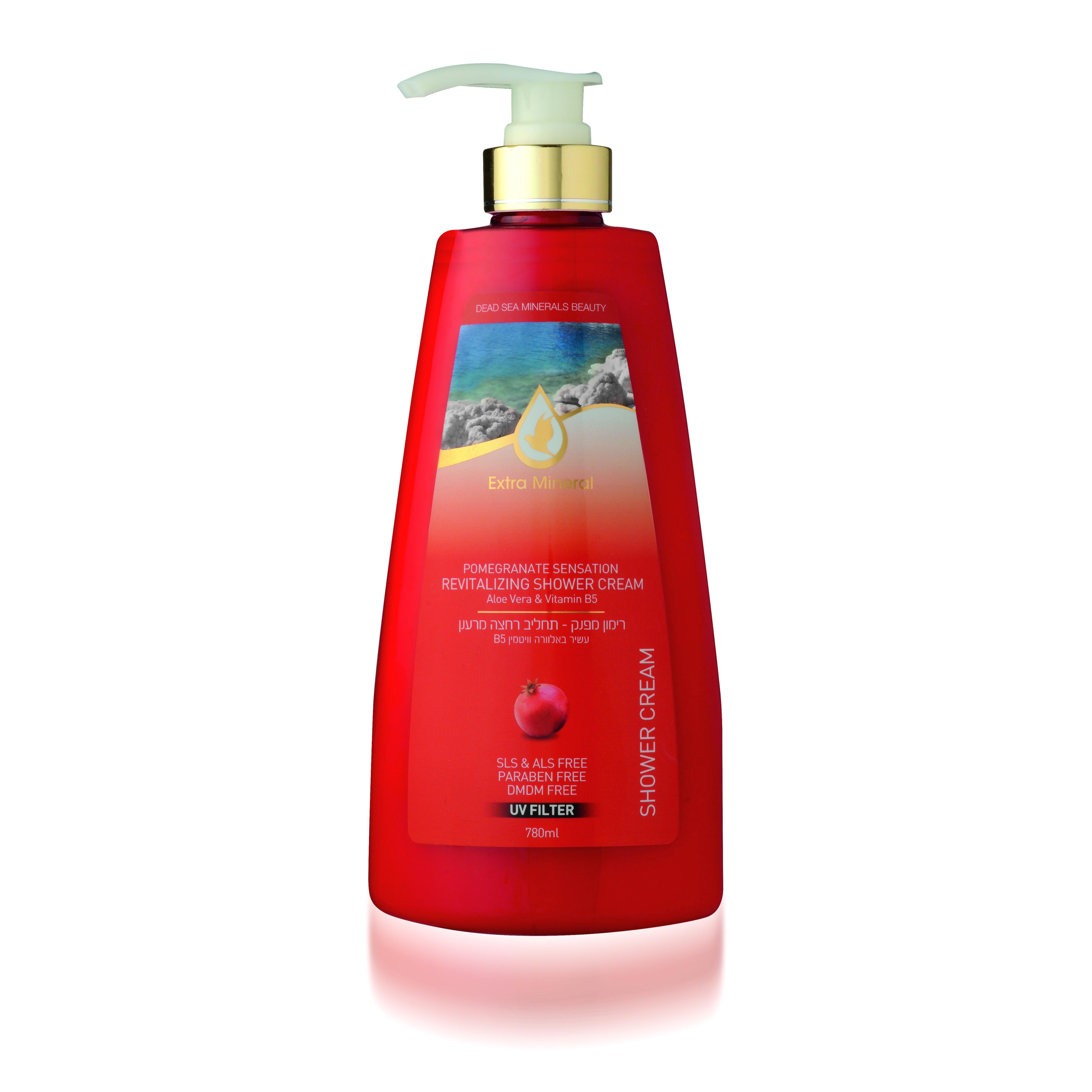 Extra Mineral Восстанавливающий шампунь для поврежденных и окрашенных волос c экстрактом ганата 780 мл