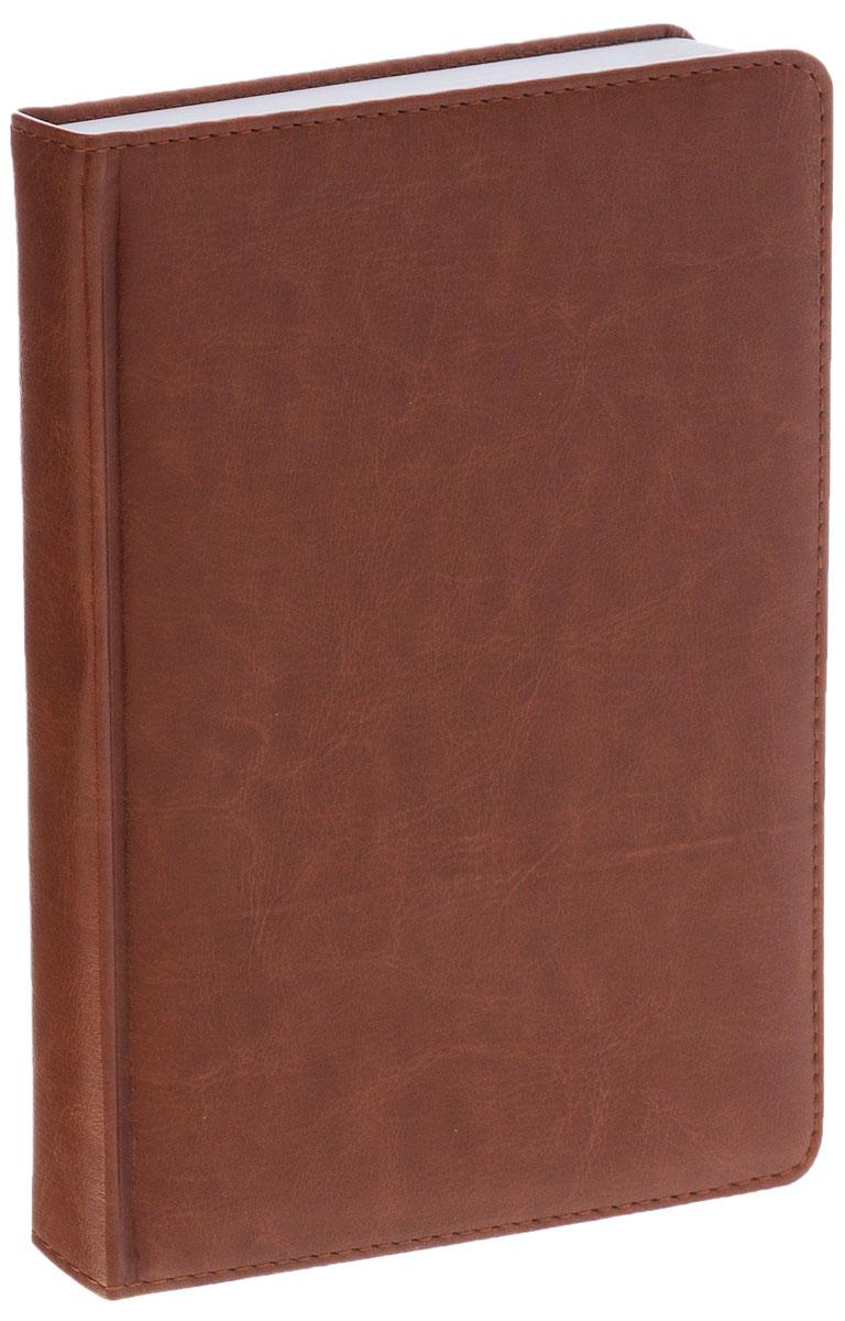 Index Ежедневник Nature недатированный 168 листов цвет коричневый IDN006/A5/BR