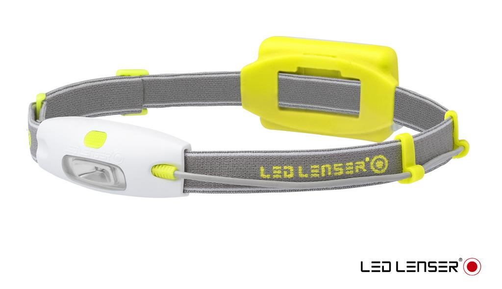 Фонарь LED Lenser NEO, цвет: желтый6114Налобный фонарь.Световой поток- 90 лм. Питание - 3 х ААА. Количество светодиодов - 4(3 белых, 1 красный). Максимальное время свечения - 10 часов,Эффективная дальность свечения луча 10 м. Блистерная упаковка.
