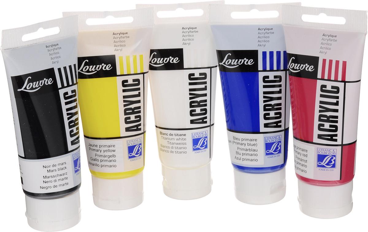 Набор акриловых красок Lefranc & Bourgeois