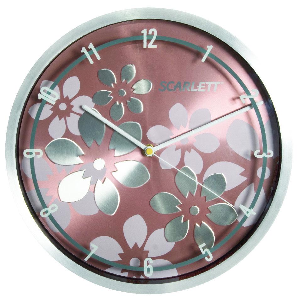 Интерьерные часы Scarlett SC - 33B