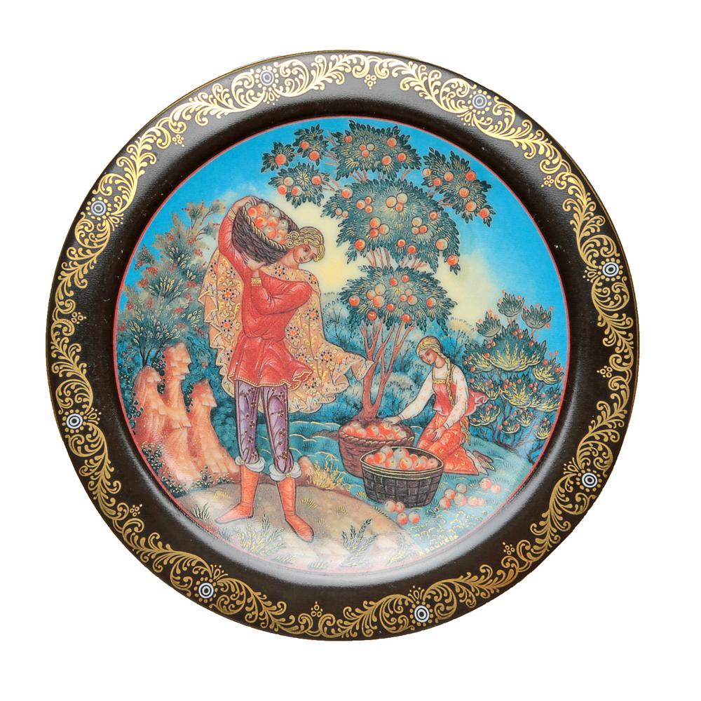 Коллекционная декоративная тарелка