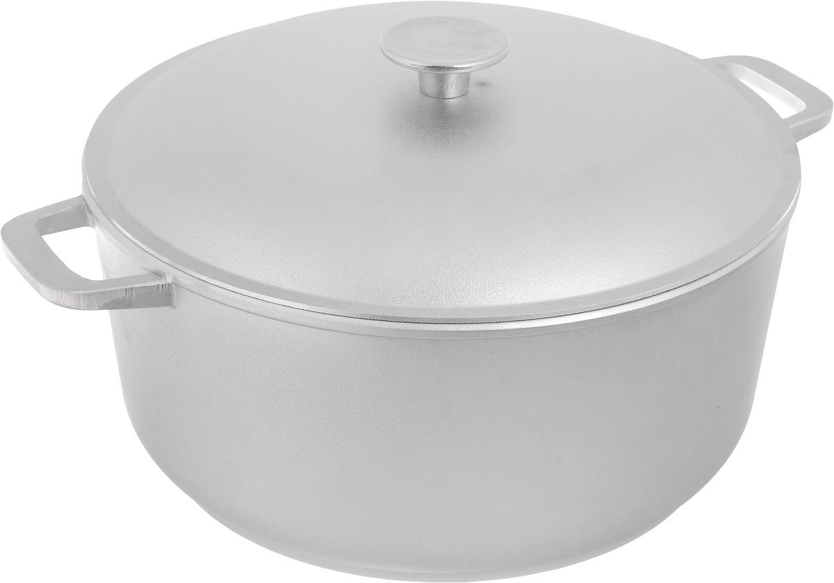 Кастрюля Биол с крышкой, 7 лК701Кастрюля Биол изготовлена из литого алюминия с утолщенным дном. Посуда равномерно и быстро нагревается, позволяя существенно сократить время приготовления пищи. Изделие оснащено плотно прилегающей крышкой, позволяющей сохранить аромат готовящегося блюда. Кастрюля снабжена эргономичными ручками. Нельзя оставлять приготовленную пищу в посуде для хранения. Подходит для газовых, электрических и стеклокерамических плит. Не подходит для индукционных. Рекомендовано мыть вручную. Диаметр кастрюли (по верхнему краю) : 28 см. Ширина кастрюли (с учетом ручек): 36,5 см. Высота стенки: 13,5 см. Толщина стенки: 5 м. Толщина дна: 5 мм. Диаметр основания: 24 см.