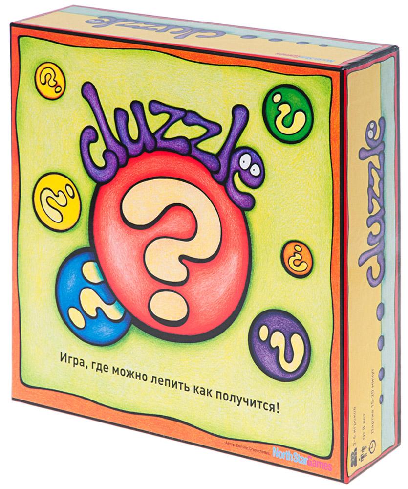 Magellan Настольная игра CluzzleMAG00309Творческая игра для 3-6 участников. Задача каждого участника — изобразить свое слово-задание из пластилина (т.е. вылепить) и отгадать, что же сделали другие. При этом стоит постараться слепить фигурку или сценку так, чтобы ответ был не слишком очевидным. То есть надо уточнить, верна ли ваша догадка, не показав правильный путь другим игрокам. Например, если вы видите, что ваш сосед поставил на стол пластилиновую лошадь, вы можете спросить: «Это лошадь?» — и если это правда, все игроки используют ваш ответ для версии. Что тогда спрашивать? Подумайте, как можно узнать что-то более туманное: например, задайте вопрос, то ли это животное, которое вы вчера видели около офиса. Цель игры в том, чтобы набрать больше очков. Очки начисляются за правильные отгадки значений других фигурок, и если отгадают вашу. При этом чем позже ваша будет отгадана, тем больше очков вы получите, поэтому лепить нужно не слишком просто и очевидно. С другой стороны, если вашу фигурку вообще никто не разгадает,...