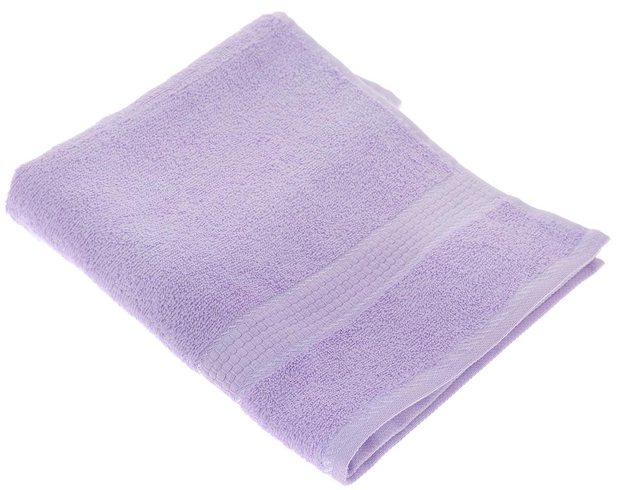Полотенце махровое Aisha Home Textile Соты, цвет: сиреневый, 50 х 90 смУзТ-ПМ-112-08-05Полотенце Aisha Home Textile Соты выполнено из натуральной махровой ткани (100% хлопок). Изделие отлично впитывает влагу, быстро сохнет, сохраняет яркость цвета и не теряет форму даже после многократных стирок. Полотенце очень практично и неприхотливо в уходе. Оно станет достойным выбором для вас и приятным подарком для ваших близких.