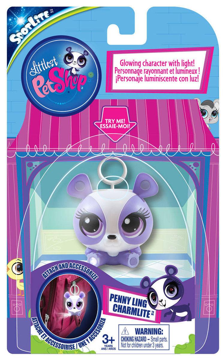 Littlest Pet Shop Брелок-фонарик Penny Ling39622-0000012-00Брелок-фонарик Littlest Pet Shop Penny Ling станет для вашей малышки не только интересной игрушкой, но и полезным аксессуаром. Такой брелок идеально подойдет для ключей или же как украшение школьного рюкзака. Для того чтобы фонарик загорелся, достаточно нажать на голову зверька. С подобным фонариком ребенок будет чувствовать себя увереннее, когда стемнеет на улице или дома, если вдруг выключится свет. Изделие работает от незаменяемых батареек.