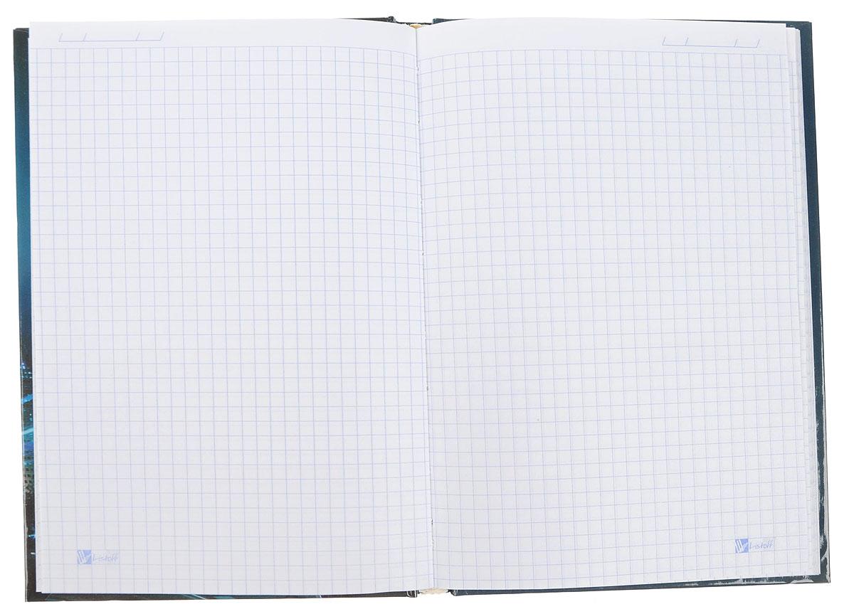 Listoff Записная книжка Ночной мегаполис 130 листов в клетку