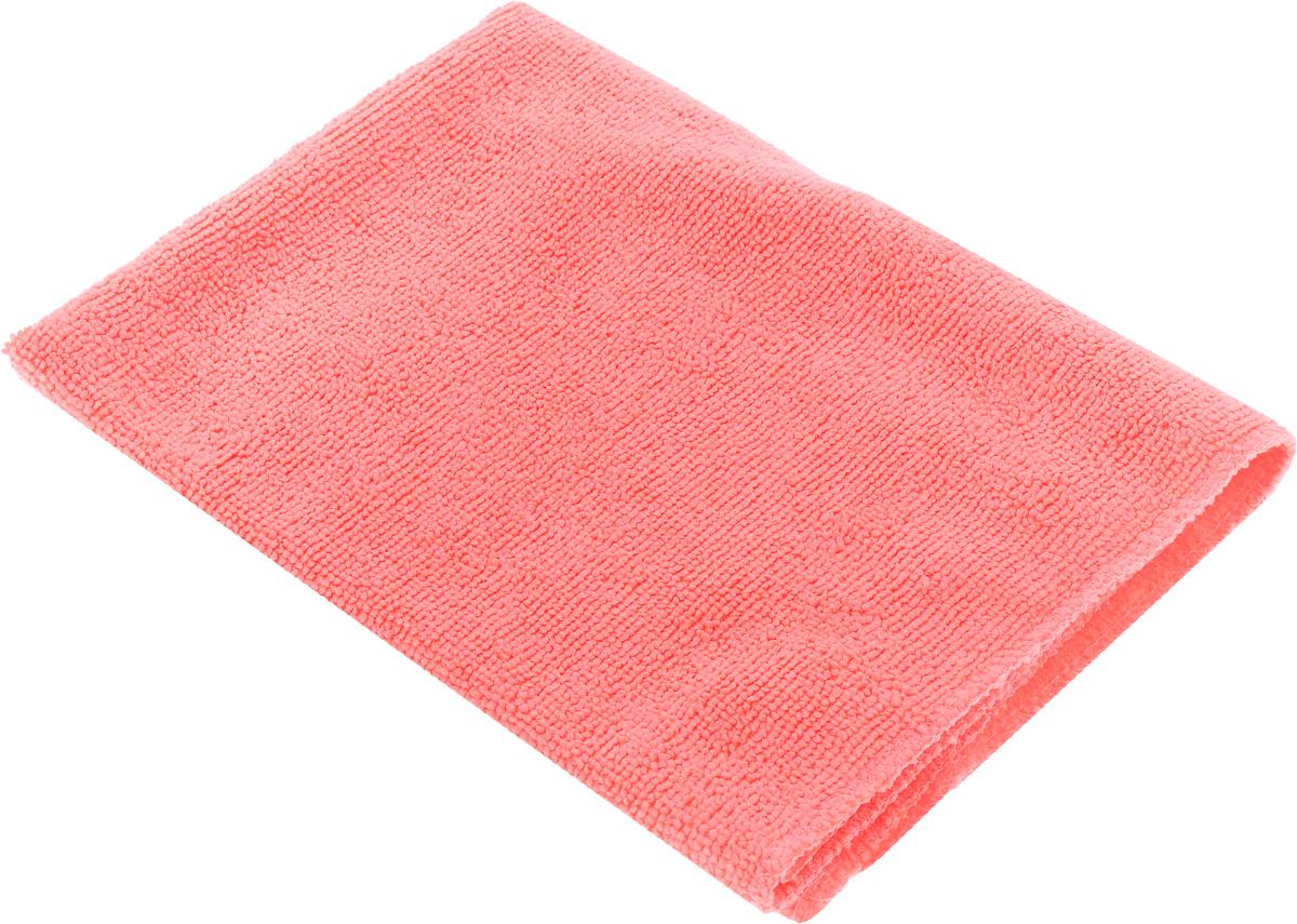 Салфетка автомобильная EvaAuto, универсальная, цвет: коралловый, 45 х 70 смТ13_коралловыйУниверсальная автомобильная салфетка EvaAuto, выполненная из микрофибры, идеально подходит для уборки. В сухом виде применяется для вытирания пыли и легких загрязнений, во влажном - для удаления загрязнений с любых поверхностей без применения моющих средств. Не оставляет разводов и ворсинок, полностью впитывает влагу. Сохраняет эффект даже после многократных стирок. Размер салфетки: 45 х 70 см.