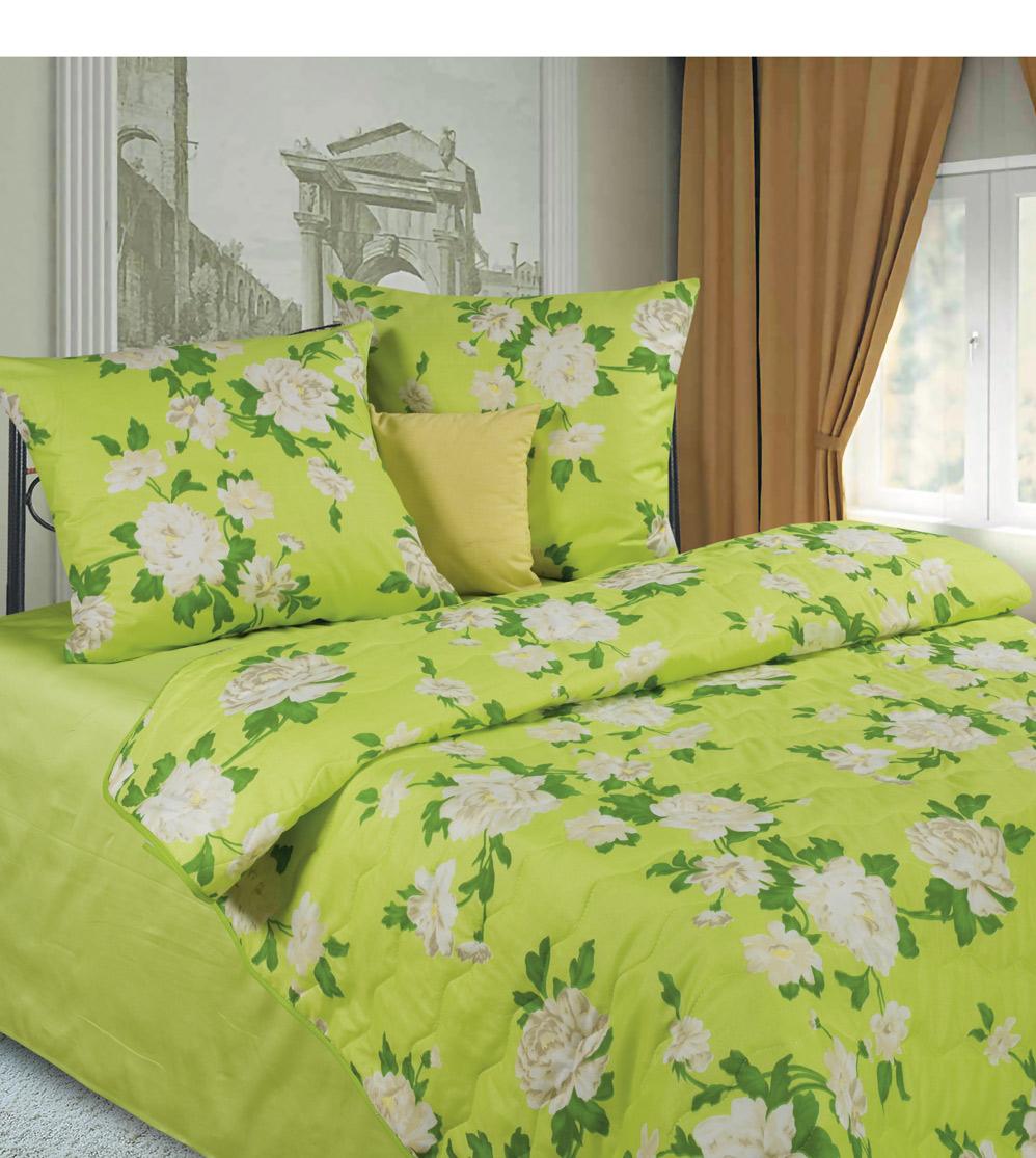 Комплект белья P&W Иветта, 2-спальный, наволочки 70x70, цвет: белый, желтый, зеленыйPW-25-175-180-70Комплект постельного белья P&W Иветта выполнен из микрофибры. Комплект состоит из пододеяльника, простыни и двух наволочек. Постельное белье оформлено изысканным рисунком. Ткань приятная на ощупь, мягкая и нежная, при этом она прочная и хорошо сохраняет форму, легко гладится. Ткань микрофибра - новая технология в производстве постельного белья. Тонкие волокна, используемые в ткани, производят путем переработки полиамида и полиэстера. Такая нить не впитывает влагу, как хлопок, а пропускает ее через себя, и влага быстро испаряется. Изделие не деформируется и хорошо держит форму. Благодаря такому комплекту постельного белья, вы сможете создать атмосферу роскоши и романтики в вашей спальне.