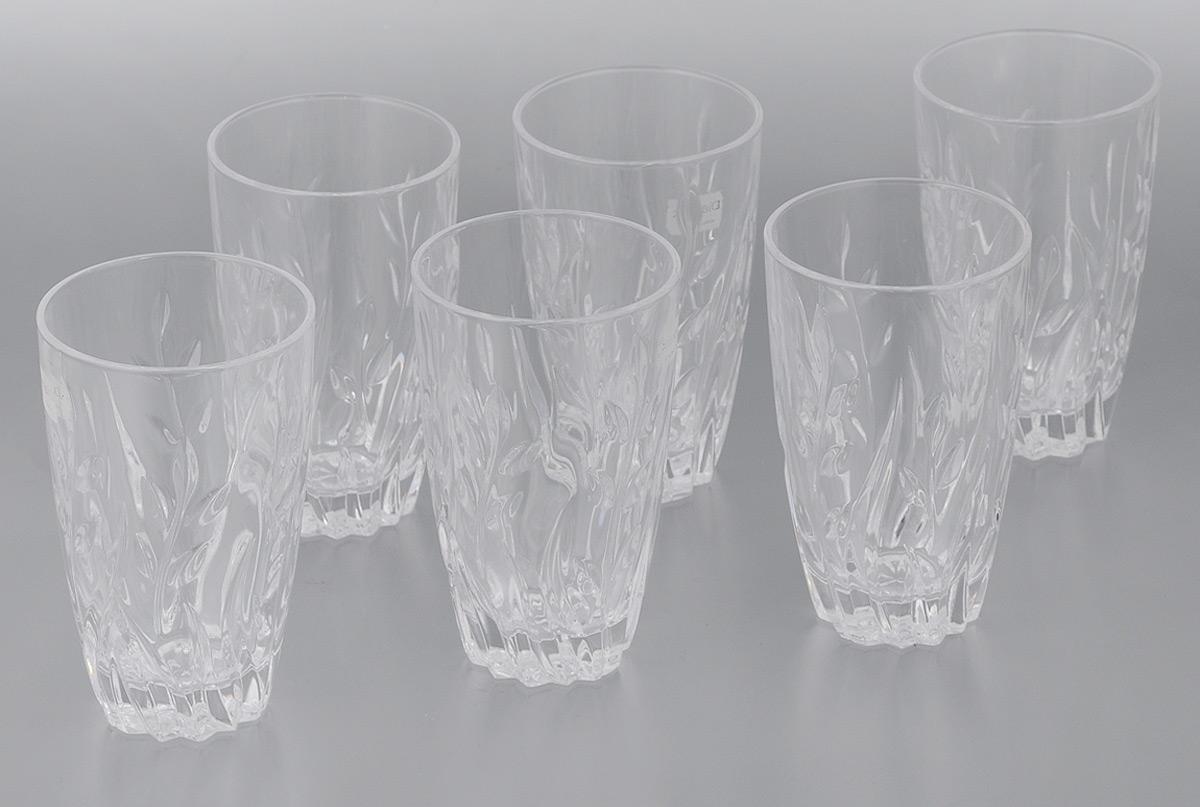 Набор стаканов Cristal dArques Cassandra, 280 мл, 6 штG5626Набор Cristal dArques Cassandra состоит из 6 стаканов, выполненных из прочного стекла. Изделия имеют элегантный дизайн и предназначены для подачи различных напитков. Набор стаканов Cristal dArques Cassandra прекрасно оформит праздничный стол и создаст приятную атмосферу за романтическим ужином. Такой набор также станет хорошим подарком к любому случаю. Можно мыть в посудомоечной машине. Диаметр стакана (по верхнему краю): 7,5 см. Высота стакана: 12 см.
