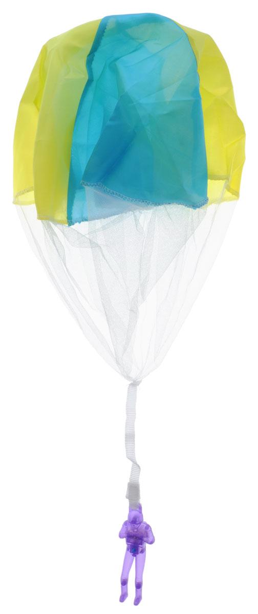 YG Sport Игра Светящийся парашютист цвет фиолетовыйYG07YИгра YG Sport Светящийся парашютист даст возможность запустить маленькую фигурку человечка на настоящем парашюте! Посмотрите, как высоко он может взлететь. При нажатии на кнопку на фигурке светится огонек на груди парашютиста, благодаря чему его будет видно издалека, даже вечером.