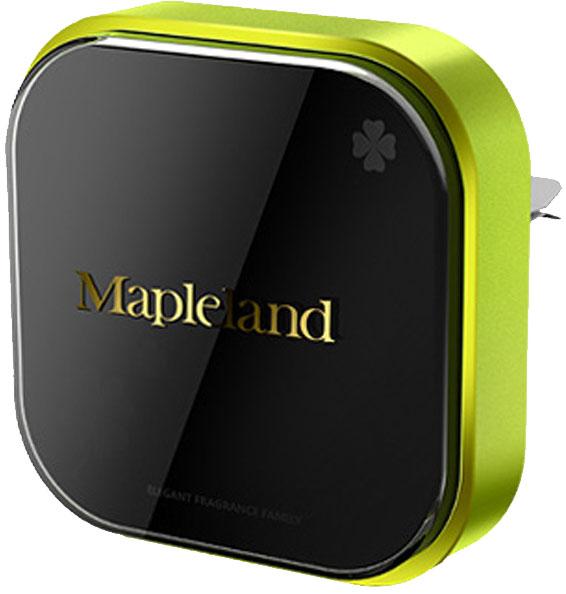 Ароматизатор Mapleland Элегантный. M2012M2012Elegant – Элегантный. Этот зеленый аромат является более стойким и свежим, чем цветочные ароматы. Зеленый прохладный и свежий – этот запах производится путем смешивания ароматов листьев папоротника, водорослей и цитрусовых. Цитрусовые и душистые травы очищают воздух быстро и нейтрализует запахи в автомобиле, что делает его наиболее популярным ароматизатором. Состав: Активированный оксид алюминия, парф.мерная композиция, пластик. Инструкция: Вынуть ароматизатор из упаковки. Открыть корпус, установить внутрь корпуса ароматическую таблетку из пакета. Закрыть корпус и установить его в дефлектор. Меры предосторожности: Избегать попадания в глаза, не давать детям, не глотать. Срок годности 3 года.