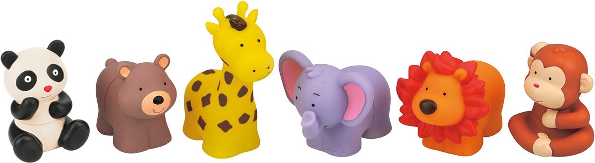 Ks Kids Развивающая игрушка Popbo Blocs Дикие животныеKA673Развивающая игрушка Ks Kids Popbo Blocs: Дикие животные - это мягкий конструктор, в котором части животных можно соединять между собой, создавая новых существ. Приятный на ощупь материал покрытия способствует развитию тактильных ощущений, яркие краски стимулируют цветовое и зрительное восприятие. Для изготовления игрового развивающего конструктора от компании Ks Kids используются только экологически чистые материалы, поэтому он полностью соответствует строгим международным стандартам качества. Игрушка безопасна для детского здоровья.