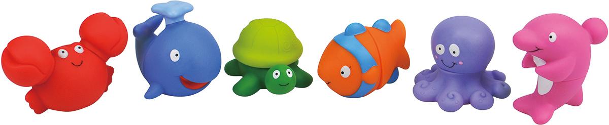 Ks Kids Развивающая игрушка Popbo Blocs Морские обитателиKA674Развивающая игрушка Ks Kids Popbo Blocs: Морские обитатели - это мягкий конструктор, в котором части животных можно соединять между собой, создавая новых существ. Приятный на ощупь материал покрытия способствует развитию тактильных ощущений, яркие краски стимулируют цветовое и зрительное восприятие. Для изготовления игрового развивающего конструктора от компании Ks Kids используются только экологически чистые материалы, поэтому он полностью соответствует строгим международным стандартам качества. Игрушка безопасна для детского здоровья.