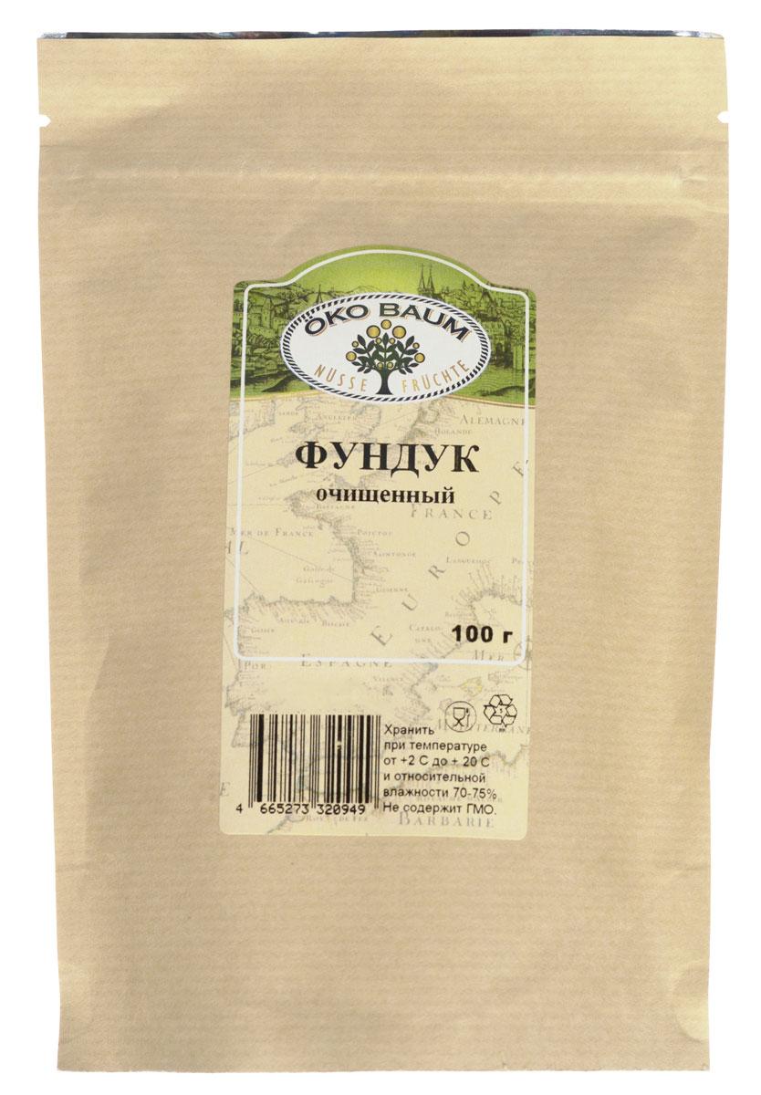 Oko Baum фундук очищенный, 100 г4665273320949Окультуренный потомок южной лещины носит название ломбардский орех, или фундук. В древности его считали магическим орехом, способным сохранить жизнь. В его составе – 60% масла, 20% белка, множество витаминов и минеральных веществ. По сравнению с другими видами орехов фундук содержит очень мало углеводов, поэтому его рекомендуют употреблять в пищу людям, страдающим сахарным диабетом. Полезен он и при заболеваниях сердечно-сосудистой системы. После длительной болезни фундук значительно укрепит силы организма. Находящиеся в нем кальций и калий оказывают благотворное влияние на стенки сосудов, способствуя их эластичности. Входящие в него полезные вещества – замечательное подспорье в борьбе с болезнями кровеносной системы, а также при малокровии. Фундук рекомендуют употреблять при варикозном расширении вен, трофических язвах, тромбофлебитах и проблемах с капиллярами. Фундук – уникальный дар природы. Употребляйте его правильно (примерно 50 г в...