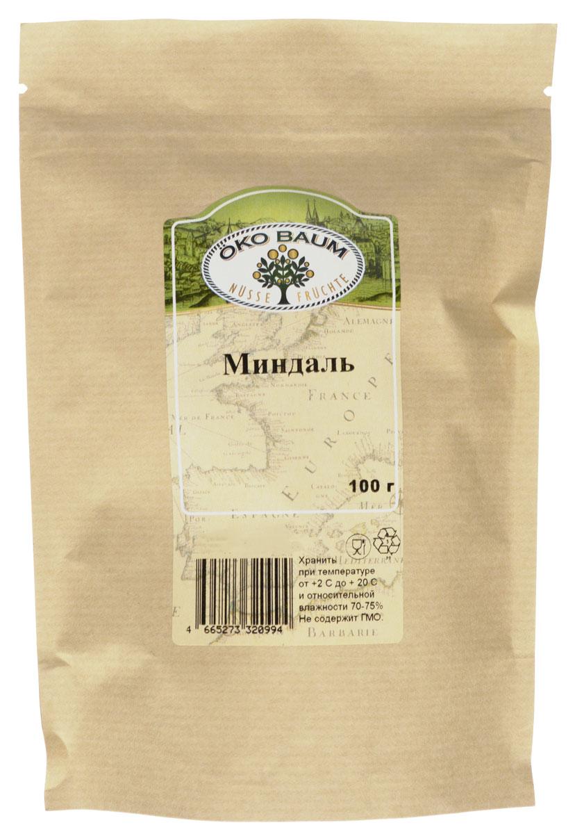 Oko Baum миндаль, 100 г4665273320994Орешки сладкого миндаля любят все. Миндальный орех богат витамином Е. Этот витамин – главный природный антиоксидант. Он защищает клетки от преждевременного старения, выводит токсины, накопившиеся в организме. Достаточно употреблять 20 грамм миндального ореха в день, чтобы удовлетворить суточную потребность организма в витамине Е. Миндальный орех Oko Baum – отличная профилактика онкологических заболеваний. Благодаря витамину Е значительно снижается риск возникновения опухолей. В продукте содержится много витаминов группы В. Они отвечают за нормальную работу нервной системы, повышают стрессоустойчивость и снижают эмоциональное перенапряжение. Витамины этой группы улучшают зрение, делают волосы и кожу более здоровыми. Поможет орешек и в борьбе с различными ОРВИ, причем не только для профилактики, но и для лечения. Миндаль, как и все орехи, богат белком. Поэтому его часто используют вегетарианцы для замены мяса и рыбы.