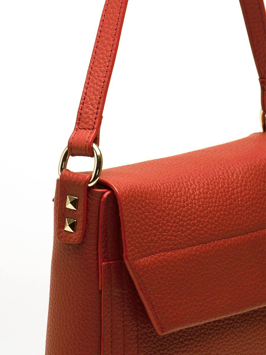 Сумка женская Labbra, цвет: красный. L-SD1019
