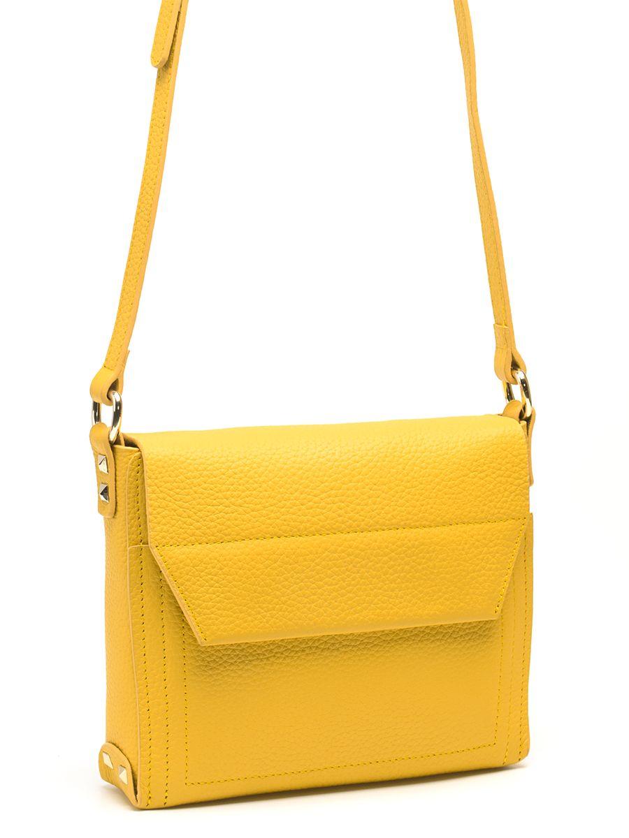 Сумка женская Labbra, цвет: желтый. L-SD1019L-SD1019