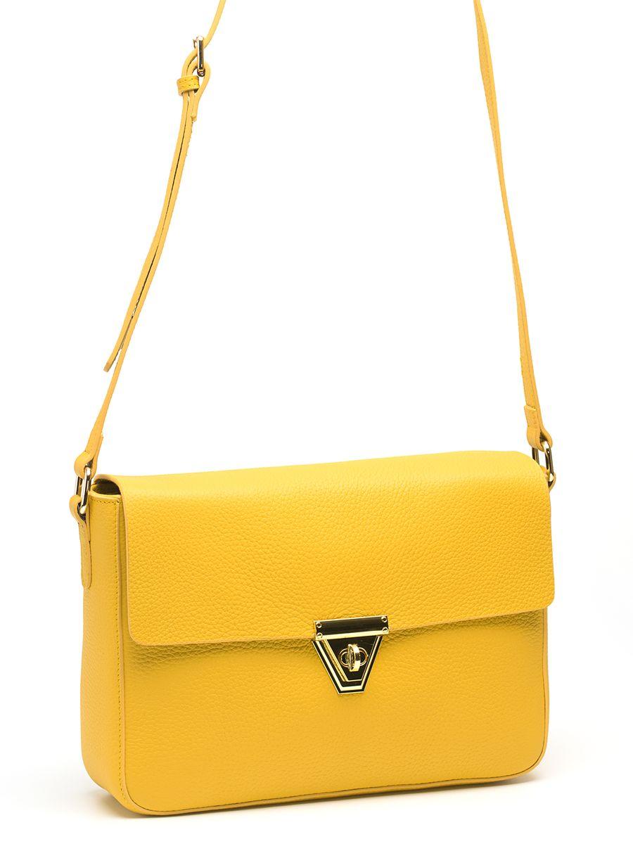 Сумка женская Labbra, цвет: желтый. L-SD1026L-SD1026