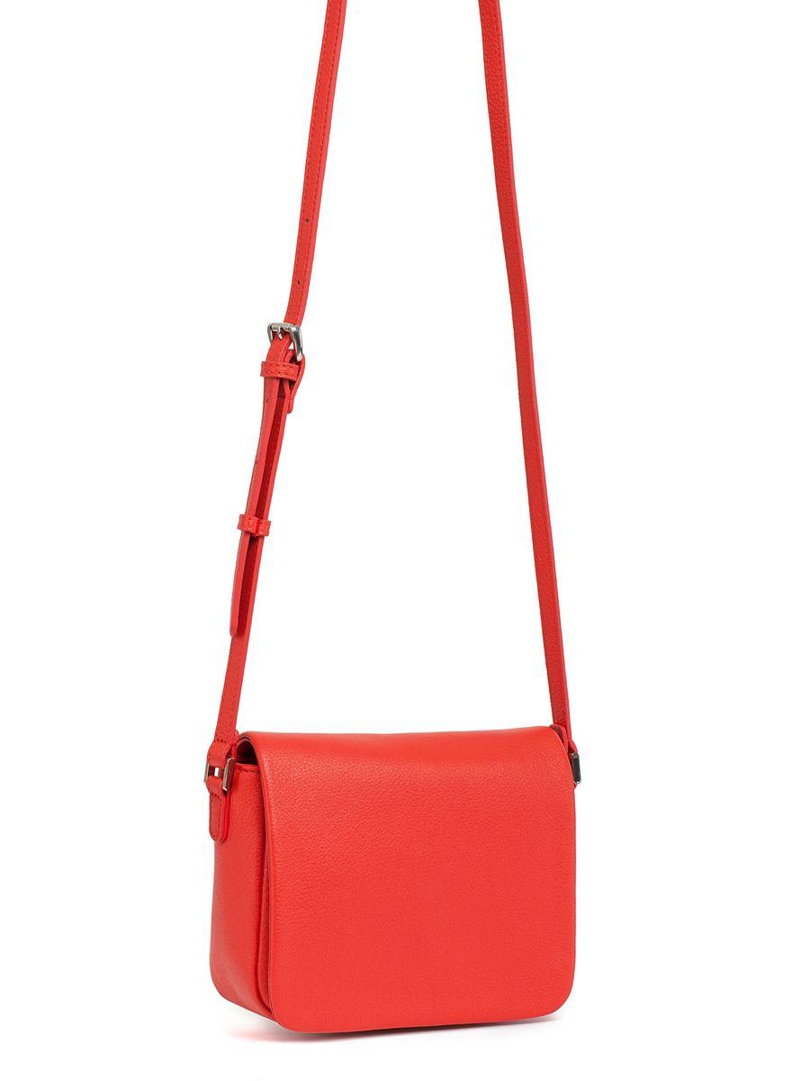 Сумка женская Pimo Betti, цвет: красный. 13866B213866B2