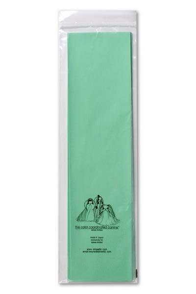 Бумага натуральная Lainee, цвет: мята, 100 листовSWSMIFLainee (Лайни) бумага натуральная для папильоток. Натуральная рисовая бумага высшего качества. Очень тонкая, очень прочная. Прекрасно подходит для накручивания папильоток на корпусе и на голове собаки. Размер листа 39х10 см, в упаковке 100 листов. Цвет мята. С помощью папильоток осуществляется защита длинного остевого волоса от сечения и механического повреждения у длиношерстных декоративных пород собак.