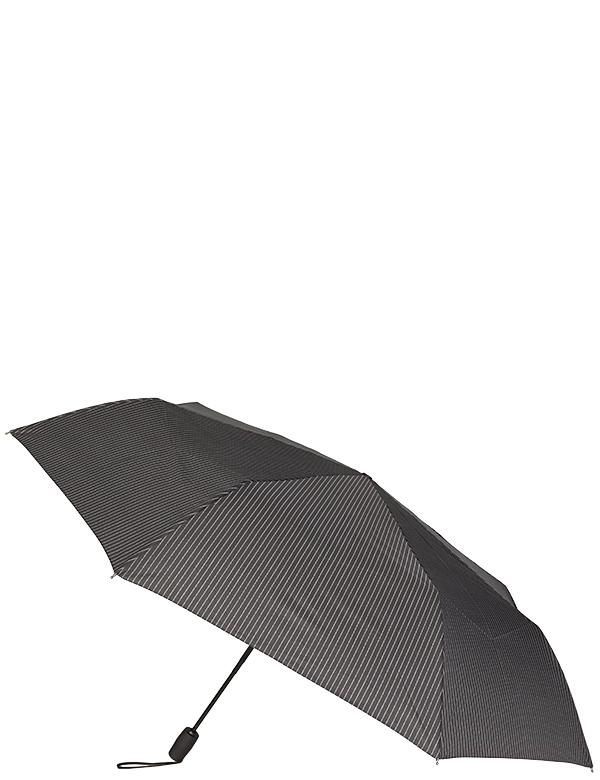 Зонт мужской Eleganzza, автомат, 3 сложения, цвет: черный. A3-05-F687XLA3-05-F687XLМужской зонт-автомат торговой марки ELEGANZZA с каркасом Smart. Купол: 100% полиэстер. Каркас: стержень-сталь, спицы - сталь/фибергласс. Ручка-пластик. Диаметр купола - 125 см. Система Smart, не позволяет стержню при сложении вылететь обратно, это облегчает сложение зонта! При сложении есть характерный звук-треск, как трещетка. Примечание: зонт не откроется с кнопки если его не закрыть до щелчка!