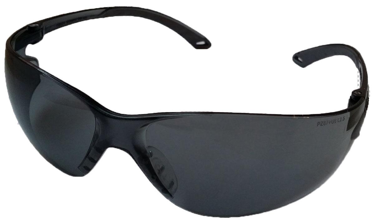 Очки стрелковые Stalker защитные, черные. ST-23B