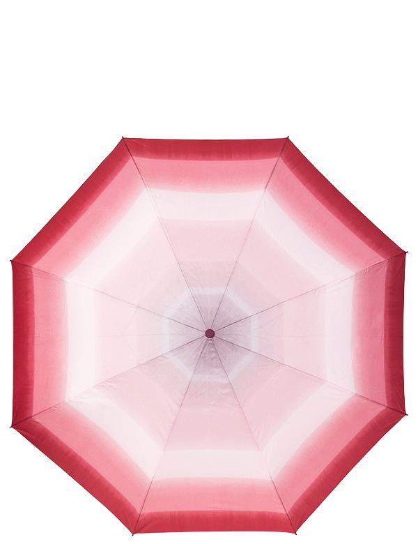 Зонт женский Labbra, автомат, 3 сложения, цвет: розовый. A3-05-041A3-05-041Женский зонт-автомат LABBRA. Материал купола 100% полиэстер, эпонж. Материал каркаса: сталь + фибергласс. Материал ручки: пластик. Длина изделия - 29 см, диаметр купола - 105 см.