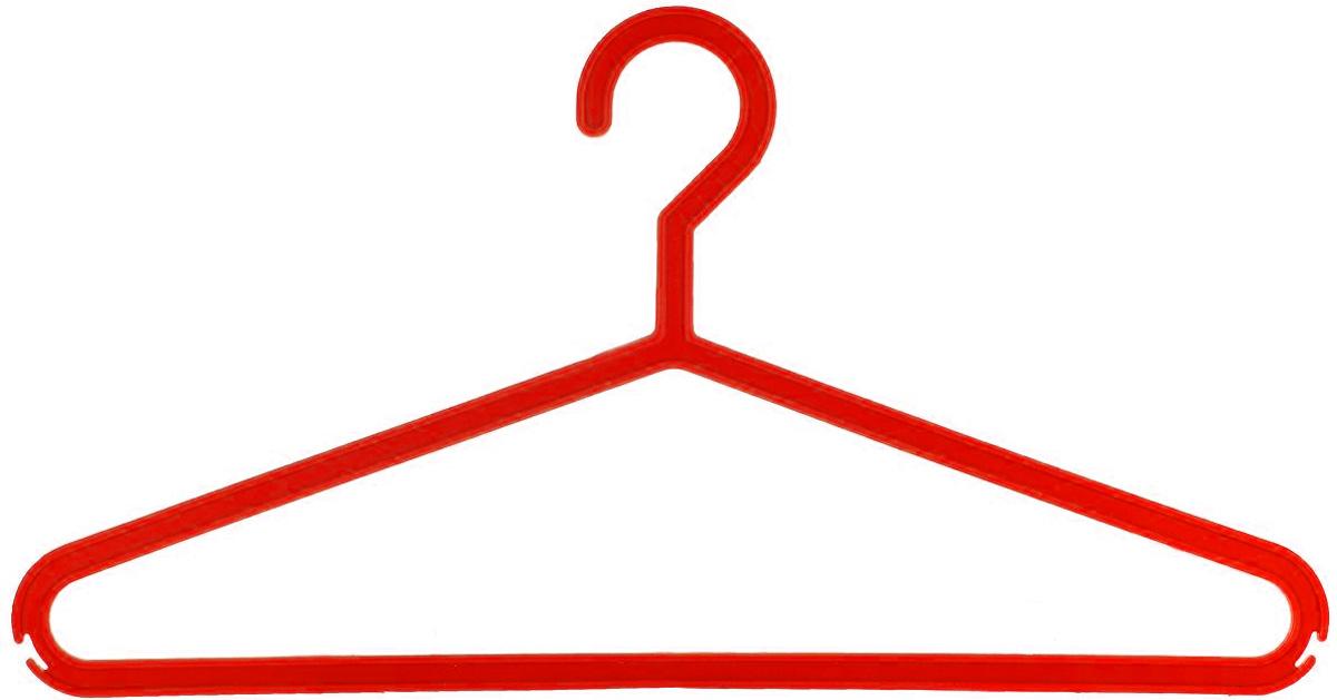Набор вешалок для одежды MTM, цвет: красный, 10 шт. 41124112_красныйНабор MTM состоит из 10 вешалок для одежды, выполненных из легкого и гибкого пластика. Изделия оснащены перекладинами и двумя выемками. Вешалка - это незаменимая вещь для того, чтобы ваша одежда всегда оставалась в хорошем состоянии. Комплектация: 10 шт. Размер вешалки: 40,5 х 21 х 0,5 см.