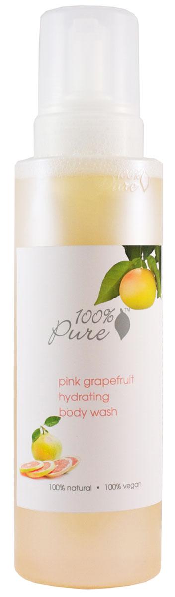 100% Pure Пенка для душа Розовый гейпфрут 502 мл1BWFPGВкусное баловство с нежнейшей пеной, роскошными ароматами не просто очищает кожу, но смягчает и увлажняет ее. Эти пенки для душа дарят чистоту и питание коже. Богаты антиоксидантами и витаминами. Все пенки коллекции не содержат агрессивных моющих средств, синтетических компонентов, искусственных ароматизаторов и других токсинов, которые могут вызвать раздражение или обезвоживание кожи.
