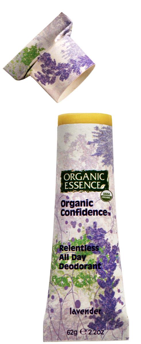 Organic Essence Органический дезодорант, Лаванда 62 г