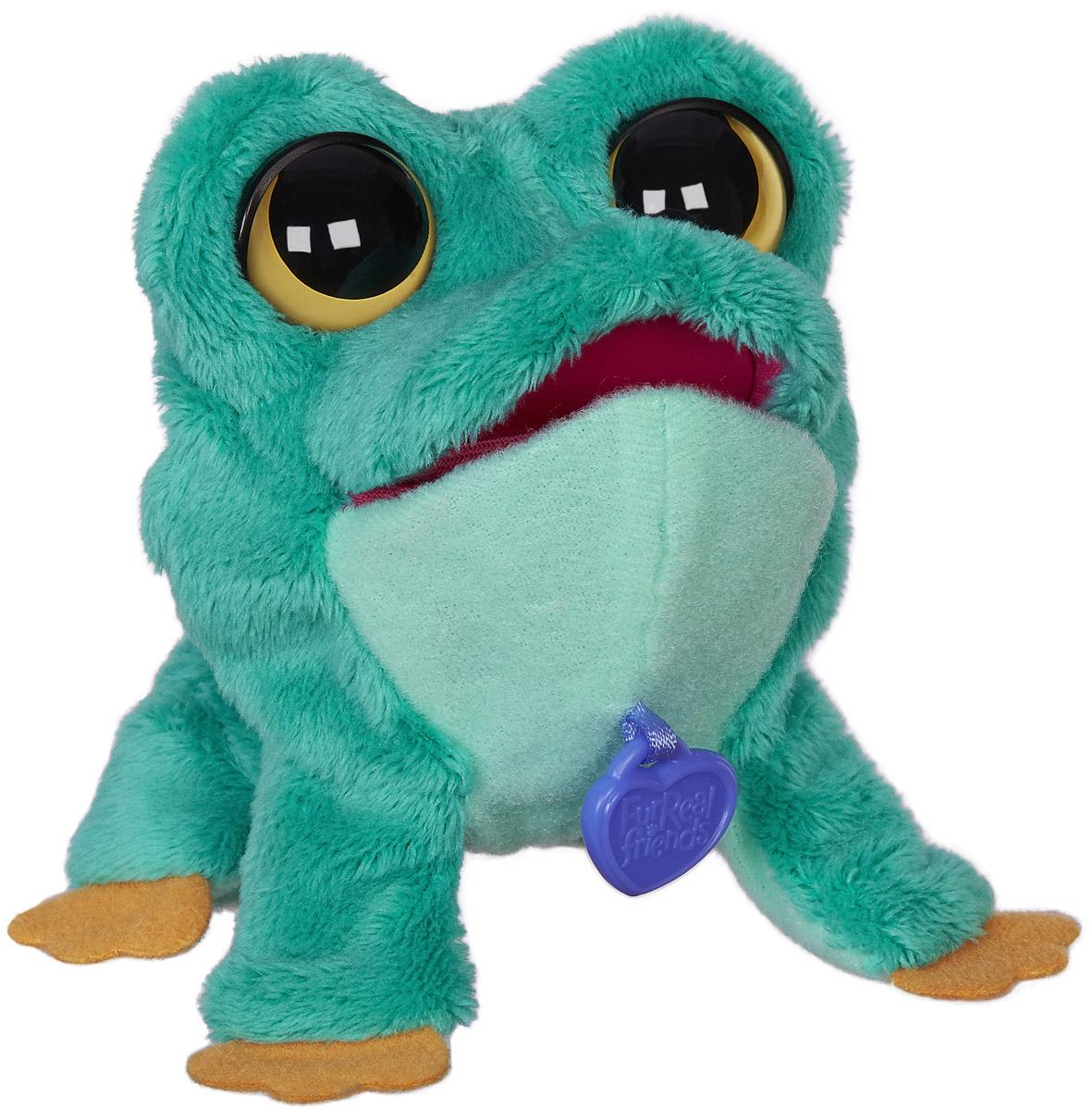 FurReal Friends Интерактивная игрушка Лягушонок 10 см