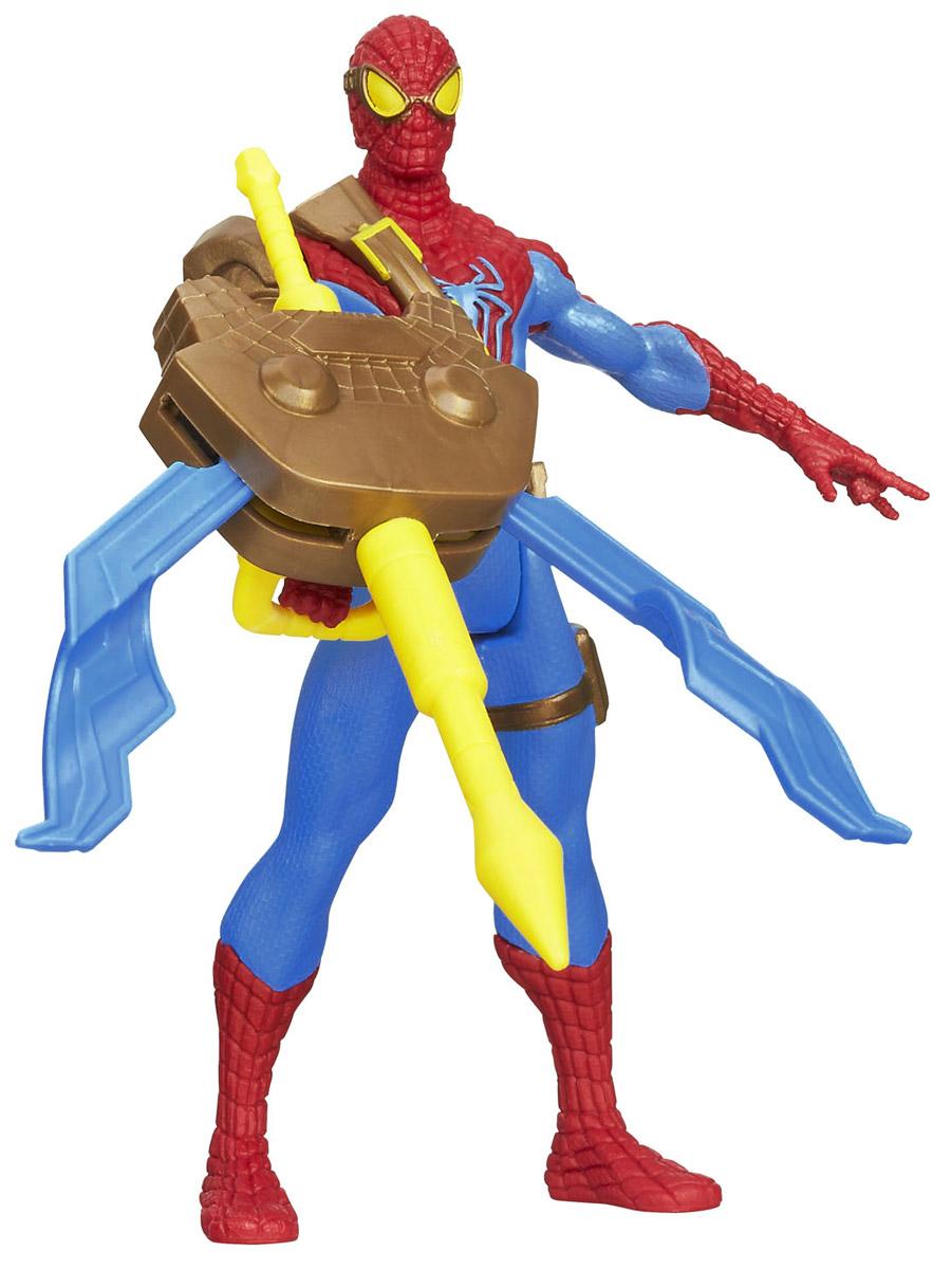 Spider-Man Фигурка Spider-Man Blade ArrowA5700_A5704Фигурка Spider-Man Blade Arrow привлечет внимание любого мальчишки. Фигурка выполнена из прочного высококачественного пластика в виде знаменитого супергероя Человека-паука. В комплект входит оружие на магните - Blade Arrow. Это мощный арбалет, который поможет Человеку-пауку защитить город от всех злодеев. Человек-Паук с легкостью возьмет в свою руку мощнейшее оружие и отправится по игрушечному городу на помощь жителям, а управлять им будете, конечно, вы. Порадуйте своего ребенка таким необычным подарком!