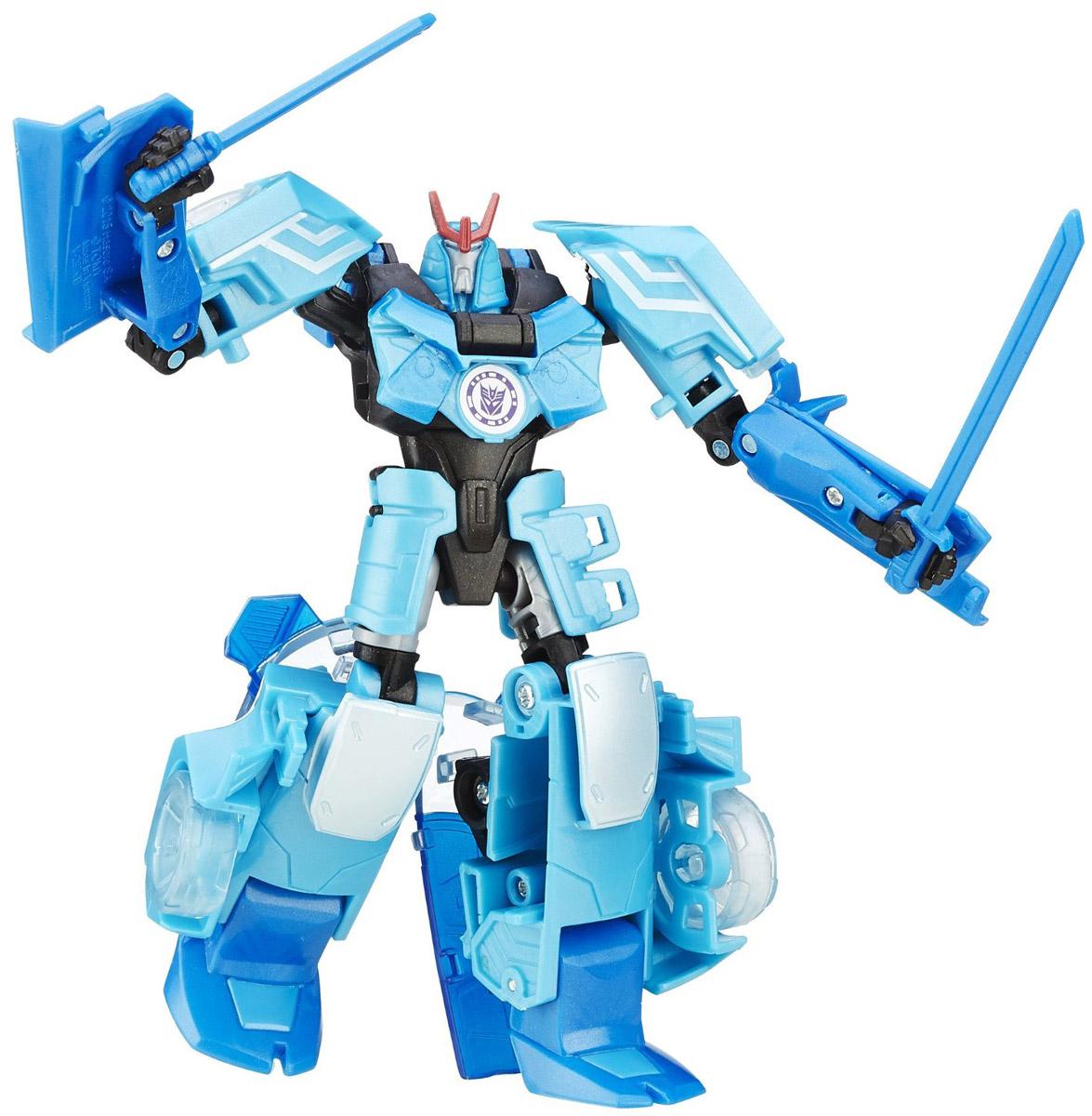 Transformers Трансформер Blizzard Strike Autobot DriftB0070_B5598Трансформер Transformers Blizzard Strike Autobot Drift обязательно привлечет внимание всех юных поклонников знаменитых Трансформеров! Фигурка выполнена из прочного пластика в виде трансформера-Автобота Дрифта. Руки и ноги робота подвижны. В несколько простых шагов малыш сможет трансформировать фигурку робота в полноценную машину с двигающимися колесами. Ребенок с удовольствием будет играть с фигуркой, придумывая разные истории. Порадуйте его таким замечательным подарком! Соберите свою непобедимую команду трансформеров!