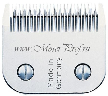 Ножевой блок съемный Moser 10F для машинки Moser Max 45. 1245-79401245-7940Ножевой блок съемный, не филировочный, для машинок Moser (Мозер) Max 45 (1245-0066), 2 мм, №10F, ширина 49 мм, шаг 1,63 мм