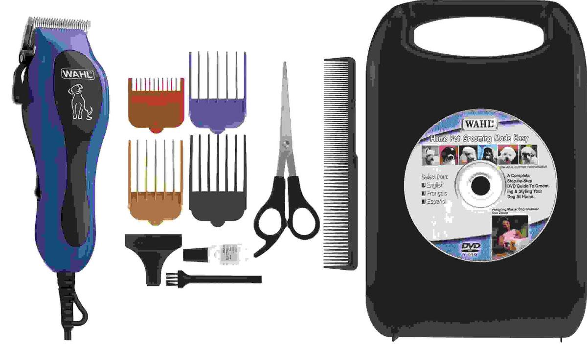 Машинка для стрижки Moser с ножом на винтах Wahl U-Clip2209-0472Обновленная сетевая машинка для стрижки животных (бытовая) запатентованным вибромотором V5000 - 10 Вт, 5000 об/мин . Новая эргономичная форма. Новые ножи из высокоуглеродистой стали на винтах, регулируемые 1-3,5 мм. Комплект: 4 цветные насадки (3, 6, 10, 13 мм), расчёска, ножницы, крышка для защиты ножа, щётка для чистки, масло, DVD диск, чемодан для хранения. США