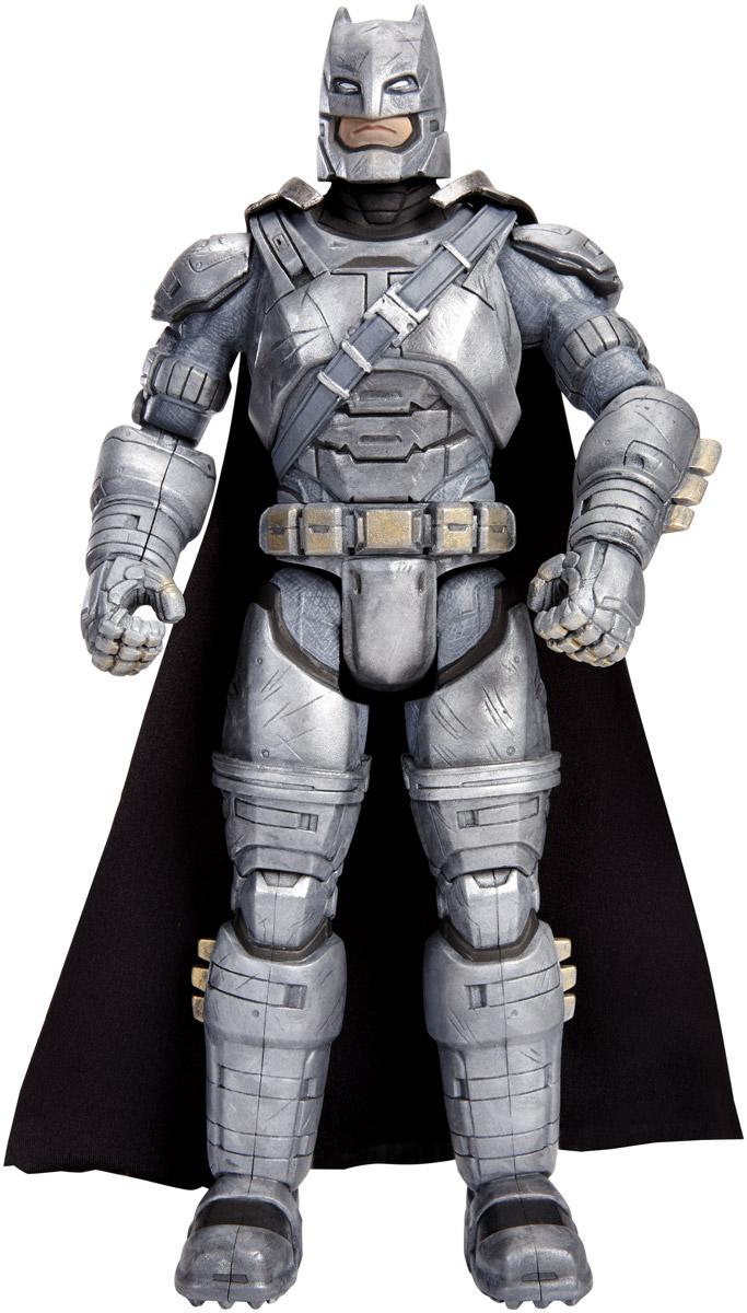 DC Comics Фигурка Batman v Superman БэтменDHY32_DJB30Фигурка DC Comics Бэтмен выполнена из безопасного пластика в виде популярного героя комиксов. У фигурки подвижные руки, ноги и голова. Такая фигурка непременно понравится поклоннику Бэтмена и станет замечательным украшением любой коллекции. Бэтмен (настоящее имя Брюс Уэйн) - вымышленный герой, персонаж комиксов издательства DC Comics, впервые появившийся в 1939 году, который посвятил свою жизнь искоренению преступности и борьбе за справедливость. В мае 2011 года Бэтмен занял 2 место в списке Сто лучших героев комиксов всех времен, уступив лишь Супермену.
