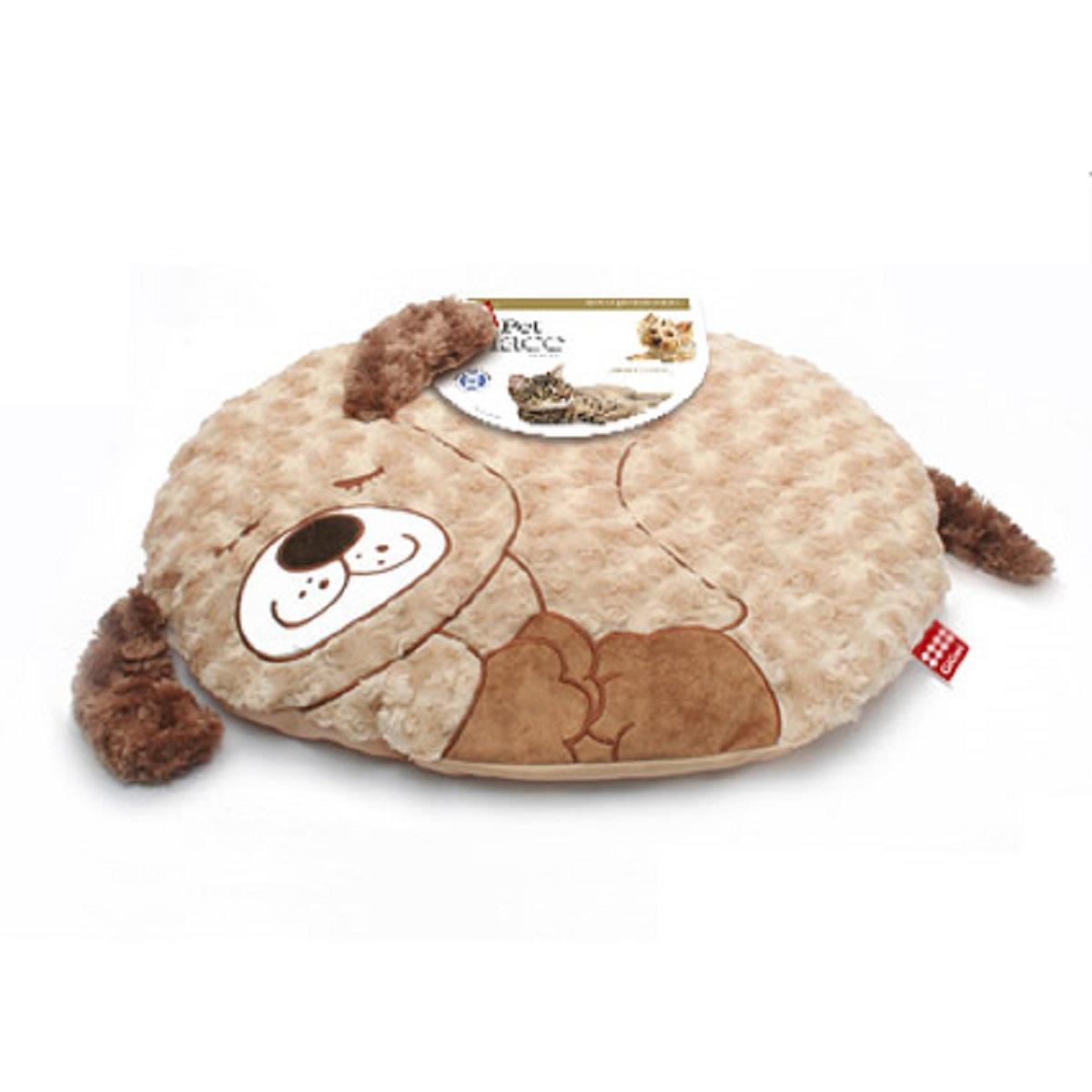 Лежанка с дизайном GiGwi Собака 57 см75113GiGwi Лежанка с дизайном Собака Лежанка для небольших собак и кошек. Наполнитель полиэстер. Машинная стирка