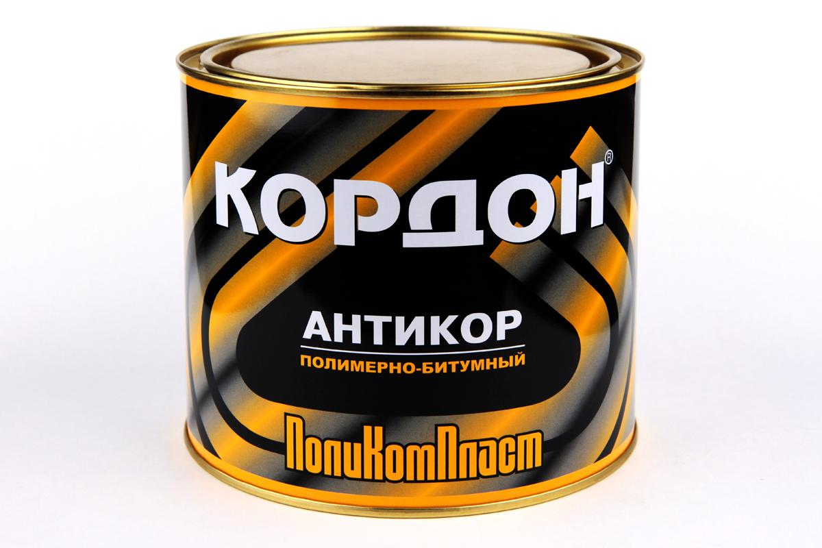 Антикоррозийное покрытие Кордон 2,3 кг