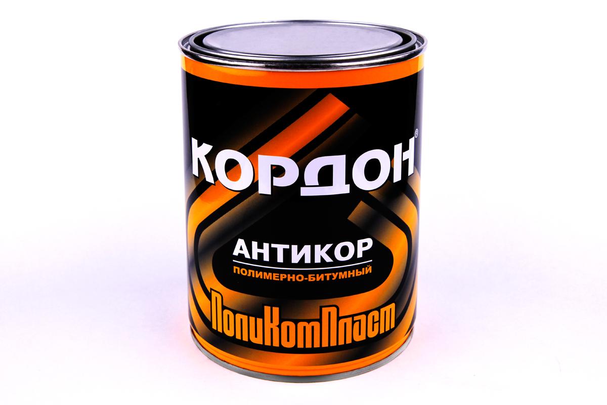 Антикоррозийное покрытие Кордон 1,0 кг