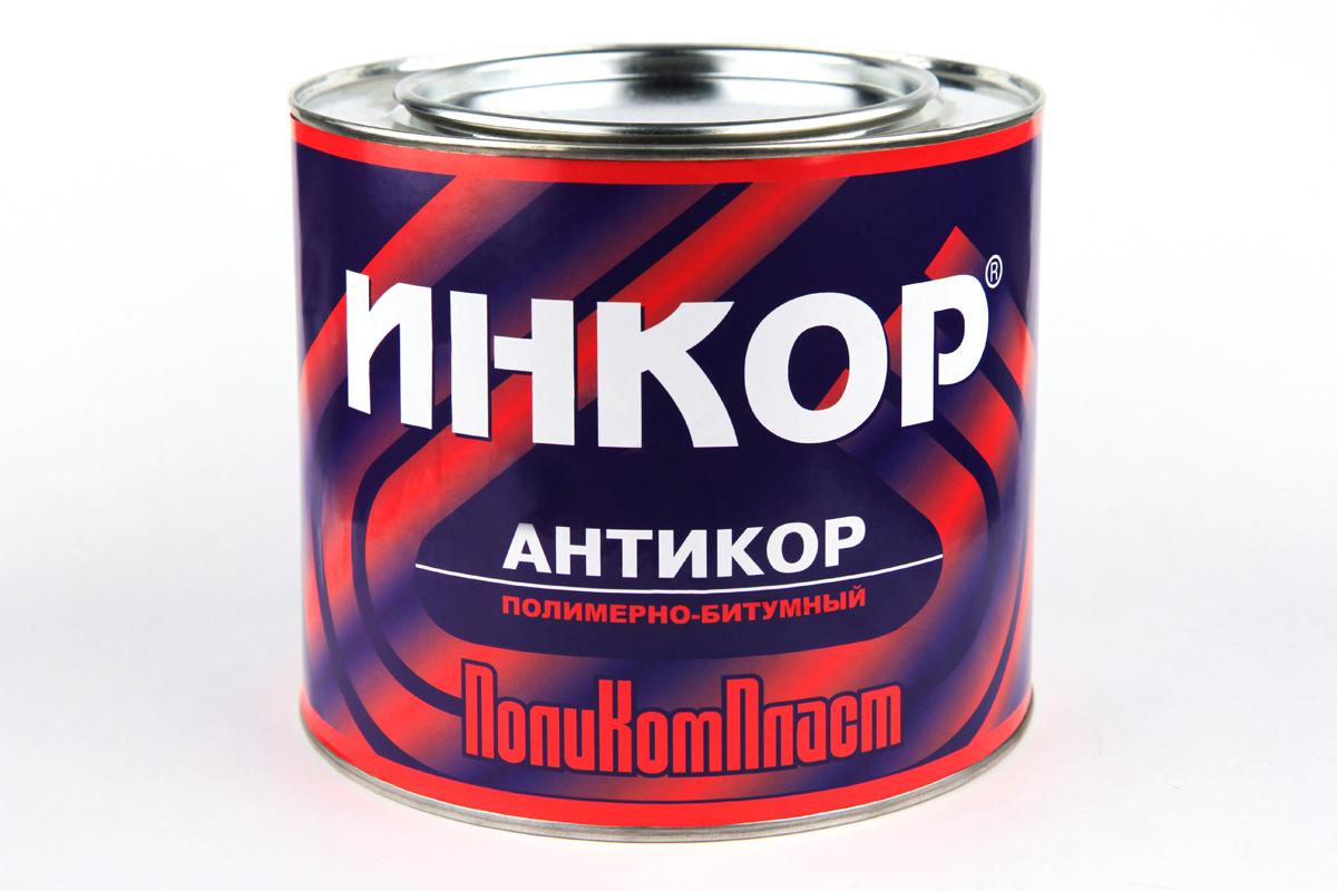 Антикоррозийное покрытие Инкор 2,0 кг