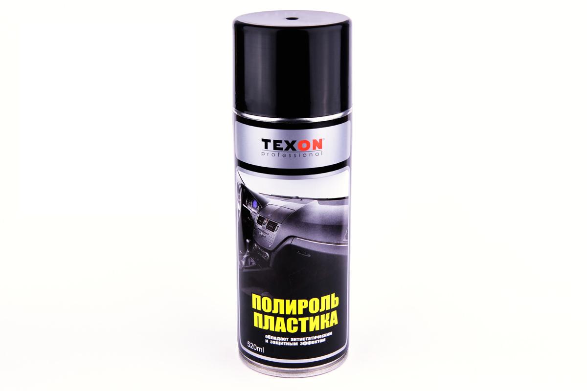 Полироль пластика и резины TEXON 520 мл ( PL0133 )