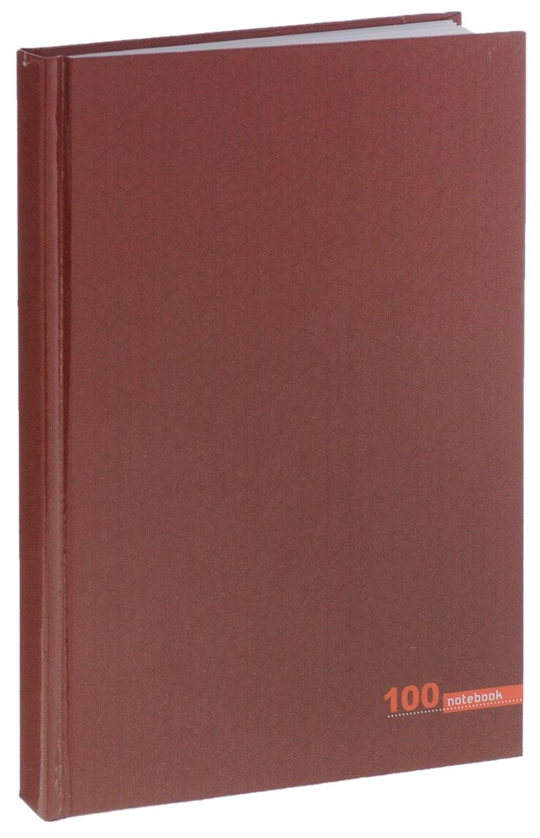 Listoff Записная книжка Офисный стиль 100 листов в клеткуКЗ51001728Записная книжка Listoff Красный - незаменимый атрибут современного человека, необходимый для рабочих и повседневных записей в офисе и дома. Записная книжка содержит 100 листов формата А5 в клетку без полей. Обложка выполнена из плотного картона. Прошитый внутренний блок изготовлен из высококачественной бумаги и гарантирует полное отсутствие потери листов. Книга для записей Listoff Красный станет достойным аксессуаром среди ваших канцелярских принадлежностей.