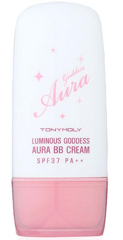 TonyMoly ББ крем Luminus goddess aura BB CREAM 3-02, 45 мл (Tonymoly)