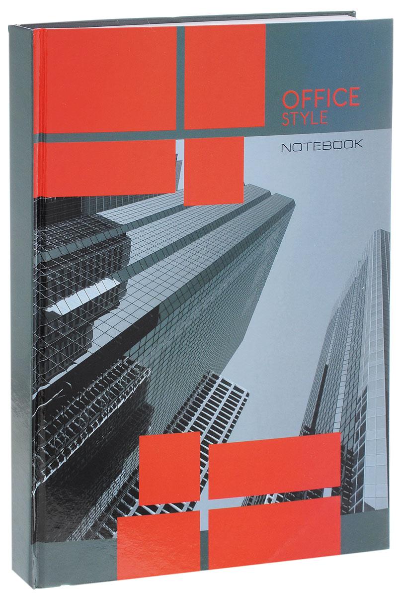 Listoff Записная книжка Деловой город 160 листов в клеткуКЗ41601723Записная книжка Listoff Деловой город - незаменимый атрибут современного человека, необходимый для рабочих и повседневных записей в офисе и дома. Записная книжка содержит 160 листов формата А4 в клетку. Обложка выполнена из ламинированного картона. Внутренний блок изготовлен из высококачественной плотной бумаги, что гарантирует чистоту записей и отсутствие клякс. Записная книжка Listoff Деловой город станет достойным аксессуаром среди ваших канцелярских принадлежностей. Она подойдет как для деловых людей, так и для любителей записывать свои мысли, рисовать скетчи, делать наброски.