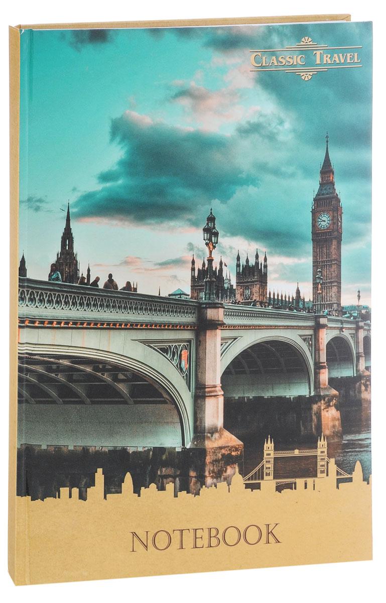 Listoff Записная книжка Путешествие Лондон 80 листов в клеткуКЗ4801480Записная книжка Listoff Путешествие. Лондон - незаменимый атрибут современного человека, необходимый для рабочих и повседневных записей в офисе и дома. Записная книжка содержит 80 листов формата А4 в клетку без полей. На обложке, выполненной плотного картона, изображен пейзаж Лондона. Внутренний блок изготовлен из высококачественной плотной бумаги, что гарантирует чистоту записей и отсутствие клякс. Книга для записей станет достойным аксессуаром среди ваших канцелярских принадлежностей. Она подойдет как для деловых людей, так и для любителей записывать свои мысли, рисовать скетчи, делать наброски.