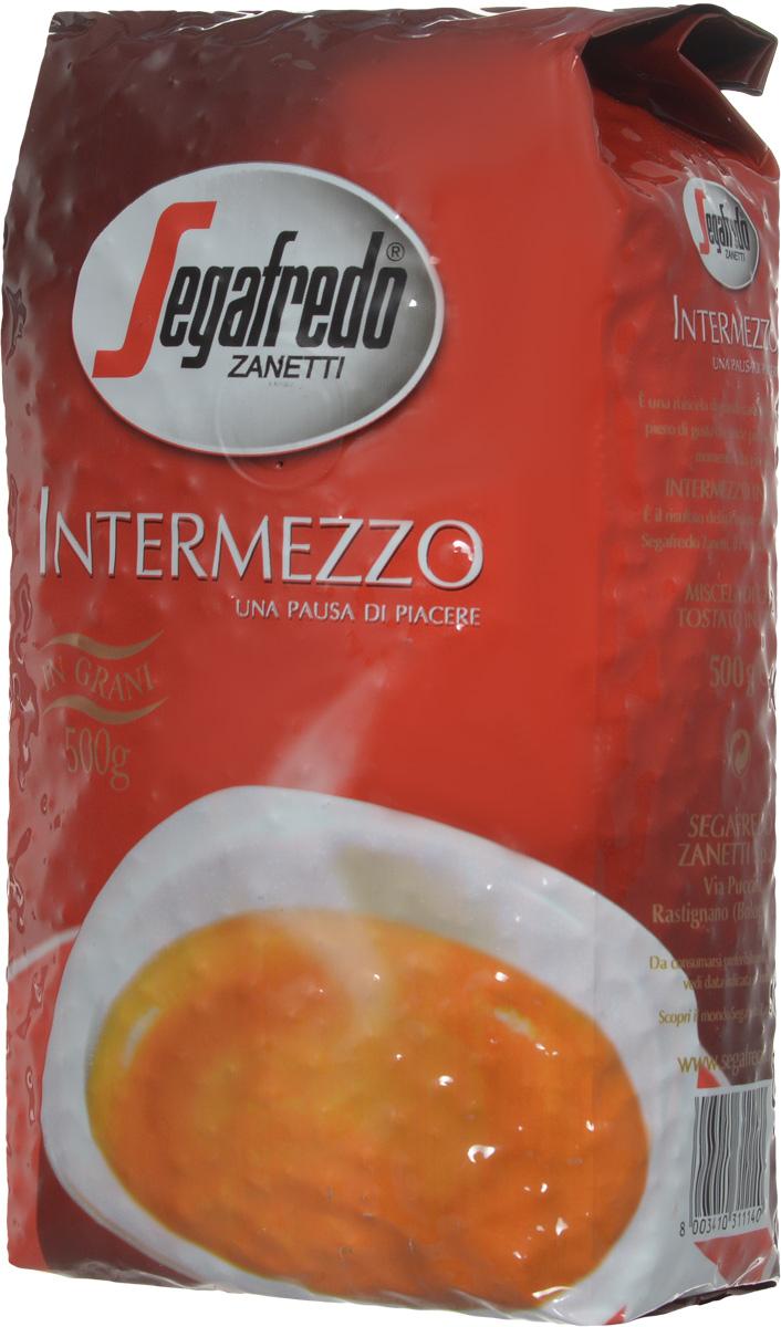 Segafredo Intermezzo кофе в зернах, 500 г401.001.007Segafredo Intermezzo - это характерное для кофе сочетание полноты вкуса и энергии, что делает каждый момент дня более приятным, от утреннего завтрака до перерыва, во время которого вы можете насладиться этим качественным кофе.